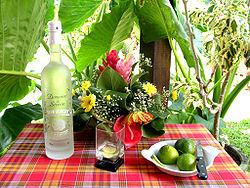 ti-punch Guadeloupe