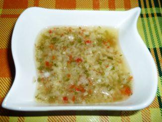 Sauce Chien à Ti-Soleil